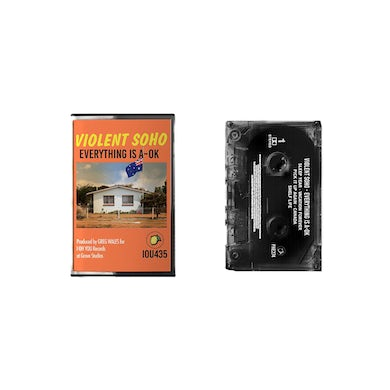 Violent Soho Everything Is A-OK Cassette