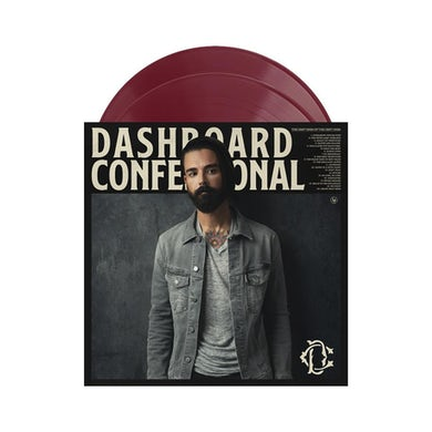 Dashboard Confessional The Best Ones Of The Best Ones 2LP Vinyl (Indie Exclusive Burgundy)