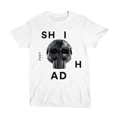 Shihad FVEY Skull Tee (White)