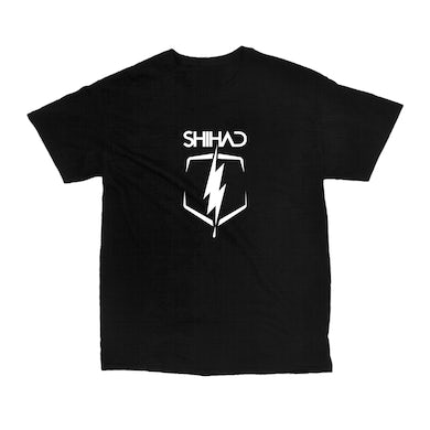Shihad Shield Logo Tee (Black)