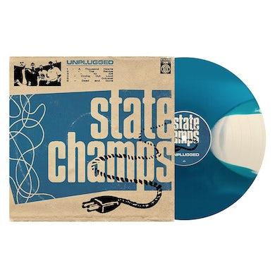 State Champs Unplugged EP (Aqua Blue & Bone Moon Phase) // PREORDER