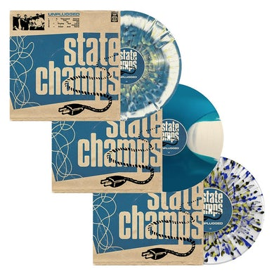 State Champs Unplugged EP Vinyl Bundle // PREORDER