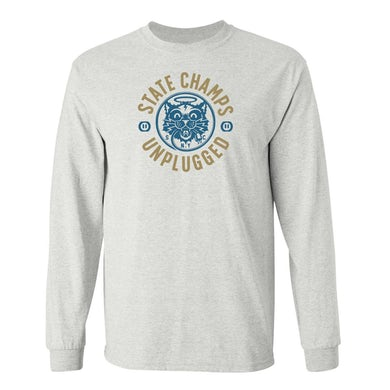 State Champs Unplugged Longsleeve (Oatmeal Heather) // PREORDER