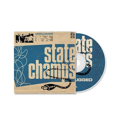 State Champs Unplugged CD // PREORDER