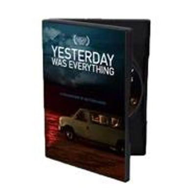 Misery Signals Yesterday Was Everything DVD // PREORDER