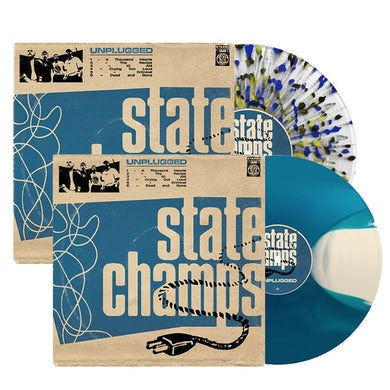 State Champs Unplugged EP 2 x Vinyl Bundle // PREORDER
