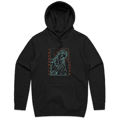Thornhill Coven Hoodie (Black) // PREORDER