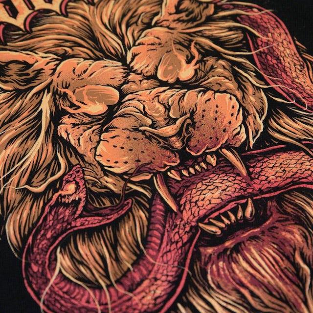 Miss May I Lion vs Snake Tee (Black)