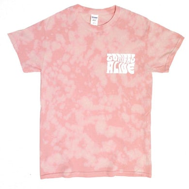 Tonight Alive Limitless Tee (Pink Tie Dye)