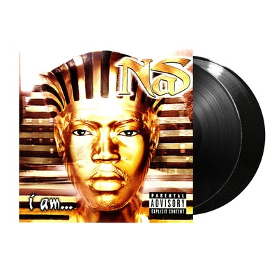 Nas I Am... 180gm Vinyl (Reissue)