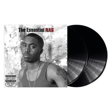 The Essential Nas 2LP (Vinyl Reissue)