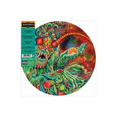 Mastodon Once More 'Round the Sun 2LP (Picture Disc Vinyl)