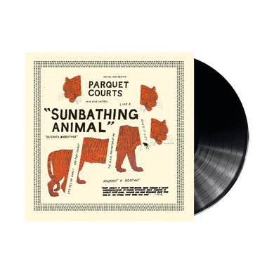 "Sunbathing Animal 12"" Vinyl"