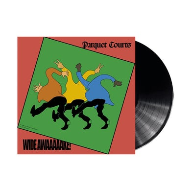 "Parquet Courts Wide Awake! 12"" Vinyl"