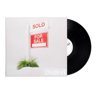 "Sold for Sale 12"" Vinyl"