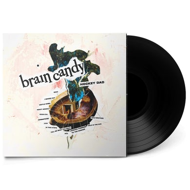"Hockey Dad Brain Candy 12"" Vinyl (Black)"