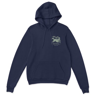 Stick To Your Guns True View Hoodie (Navy)