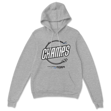 State Champs Unplugged Hoodie (Grey Marle)