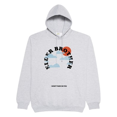 I Won't Fade On You Hoodie (Grey Marle)