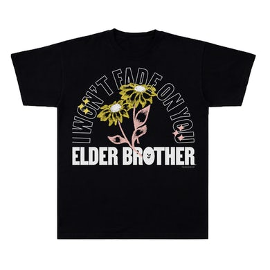 Elder Brother I Won't Fade On You Tee (Black)
