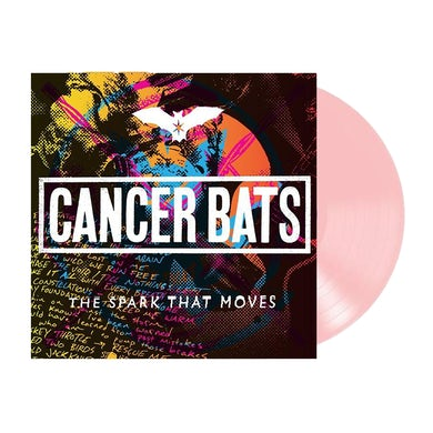 "The Spark That Moves 12"" Vinyl (Limited Edition Baby Pink)"