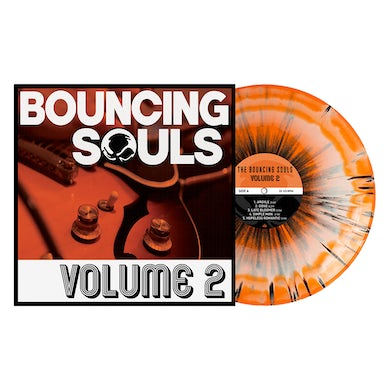 "Volume 2 12"" Vinyl (White & Halloween Orange Aside/Bside w/ Black Splatter) // PREORDER"