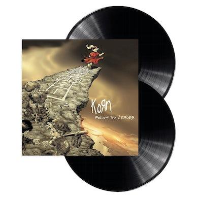 """KoRn Follow The Leader 12"""" Vinyl (180g 2LP Reissue)"""