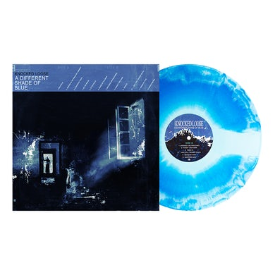 """A Different Shade of Blue 12"""" Vinyl (Royal Blue & Baby Blue Aside/Bside)"""