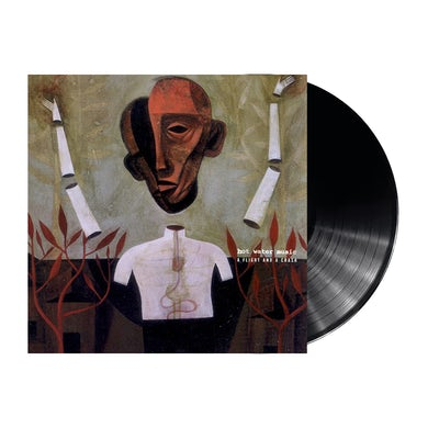 "Hot Water Music Flight And A Crash 12"" Vinyl"