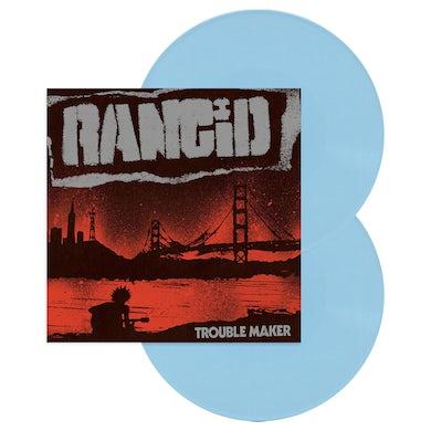 Rancid Trouble Maker 2LP Vinyl (Indie Exclusive Baby Blue)