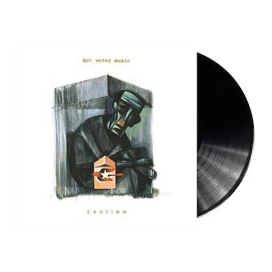 "Hot Water Music Caution 12"" Vinyl"