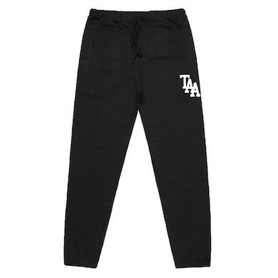 The Amity Affliction TAA Logo Trackpants (Black)