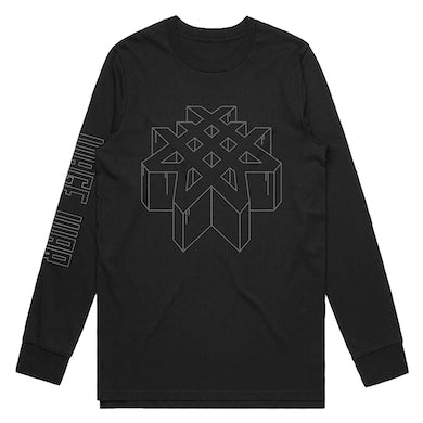 Wage War Dimensional Longsleeve (Black)