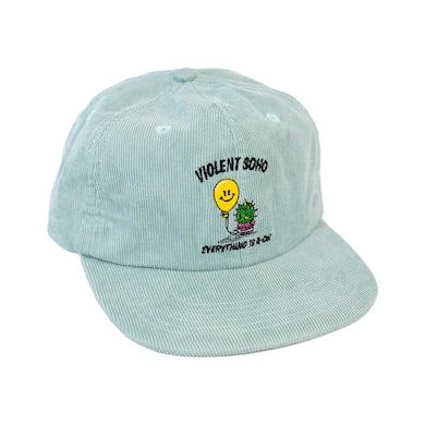 Cactus Cord Cap (Mint)