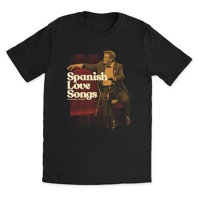 Spanish Love Songs Brave Faces Everyone Tee (Black)