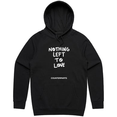 Counterparts 40050 Nothing Left To Love Hoodie (Black)