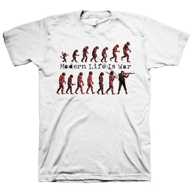 Evolution Tee (White)