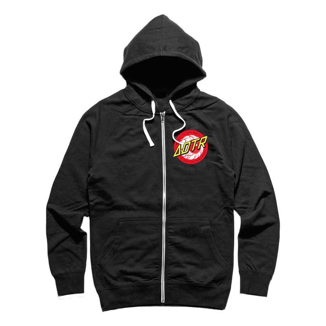 A Day To Remember Eyeball (Black Hooded Sweater)