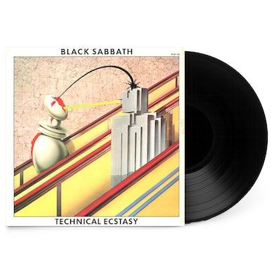 """Black Sabbath Technical Ecstasy 12"""" Vinyl"""