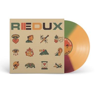 """Silverstein REDUX II 12"""" Vinyl (Tri-Color Pie Slice - Olive Green, Halloween Orange, Oxblood)"""