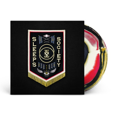 "While She Sleeps SLEEPS SOCIETY 12"" Vinyl (Swirl Deluxe Edition) // PREORDER"