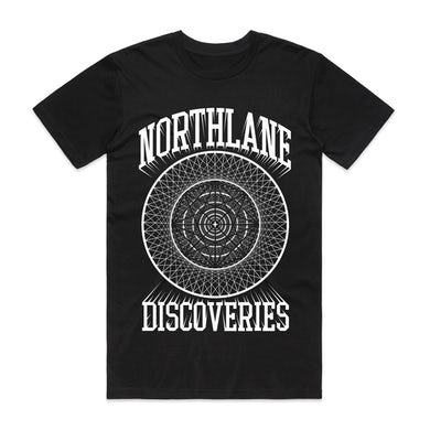 Northlane Discoveries Circle Tee (Black)
