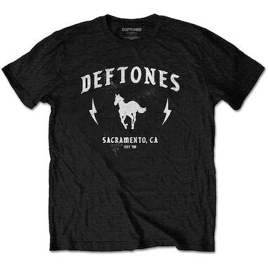 Deftones Electric Pony Tee (Black)