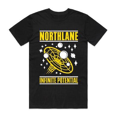 Northlane Infinite Potential Tee (Black/Yellow)