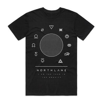 Northlane Gravity Tee (Black)