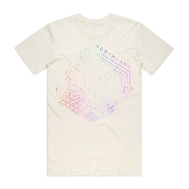 Northlane Mesmer Cover Tee (Natural)