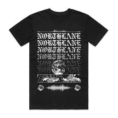 Northlane Celestial Sounds Tee (Black)