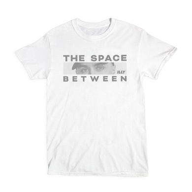 The Space Between Tee (White)