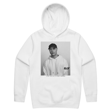 Illy The Space Between Hoodie (White)