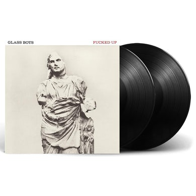 Glass Boys 2LP Vinyl (Deluxe Edition)